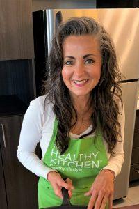 head shot healthy kitchen